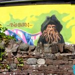 Golspie kids mural project