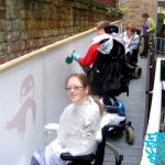 Painting workshop for CHAS (children's hospice association scotland),inverness
