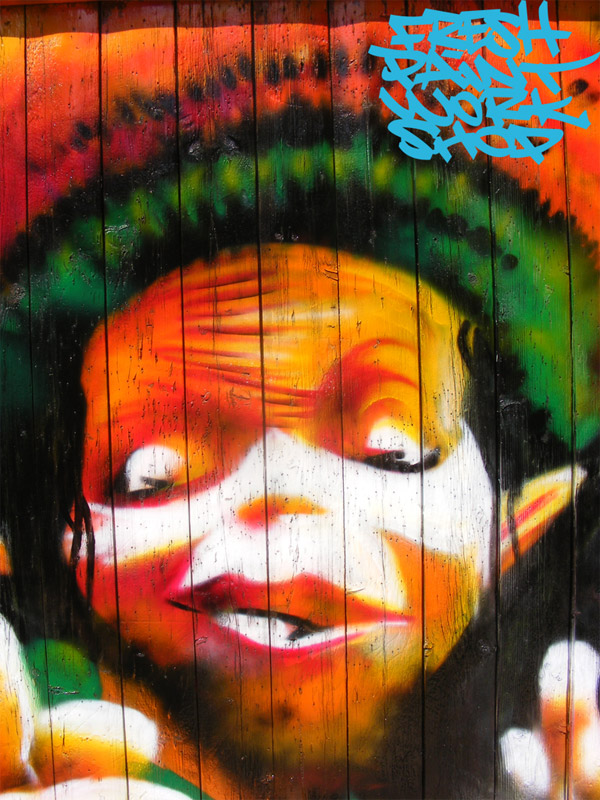 Rasta Graffiti Art Rasta Graffiti