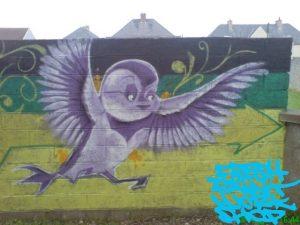 graffiti workshop in wick