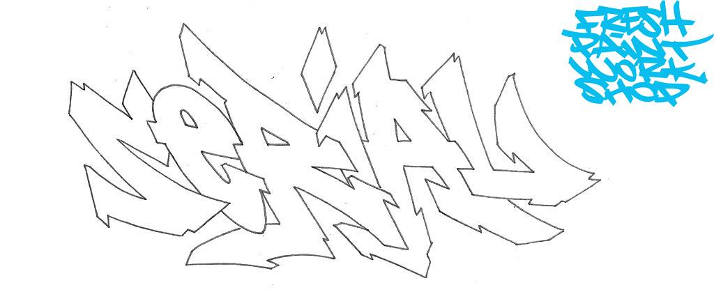 Online graffiti workshop | FRESH PAINT