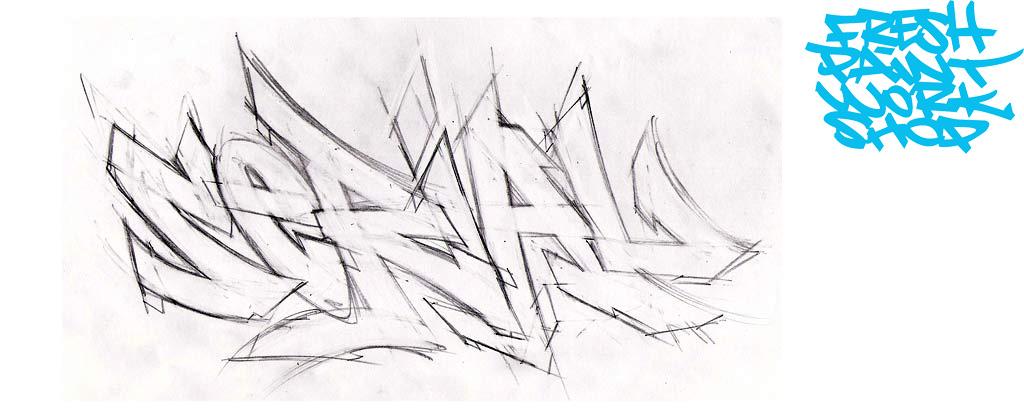 Online Graffiti Workshop Fresh Paint