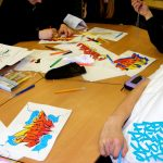 Blackbook workshop at Inverness royal academy