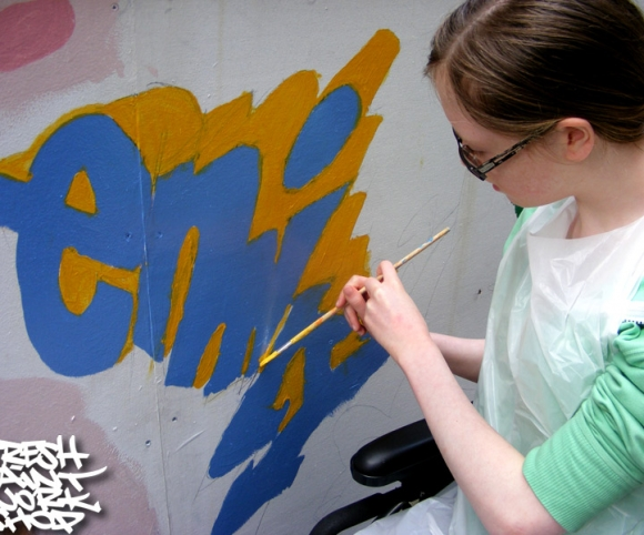 Workshops with CHAS | FRESH PAINT