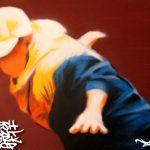 Hip Hop canvas