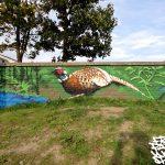 Dyce mural