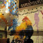 Nando's mural, Dundee