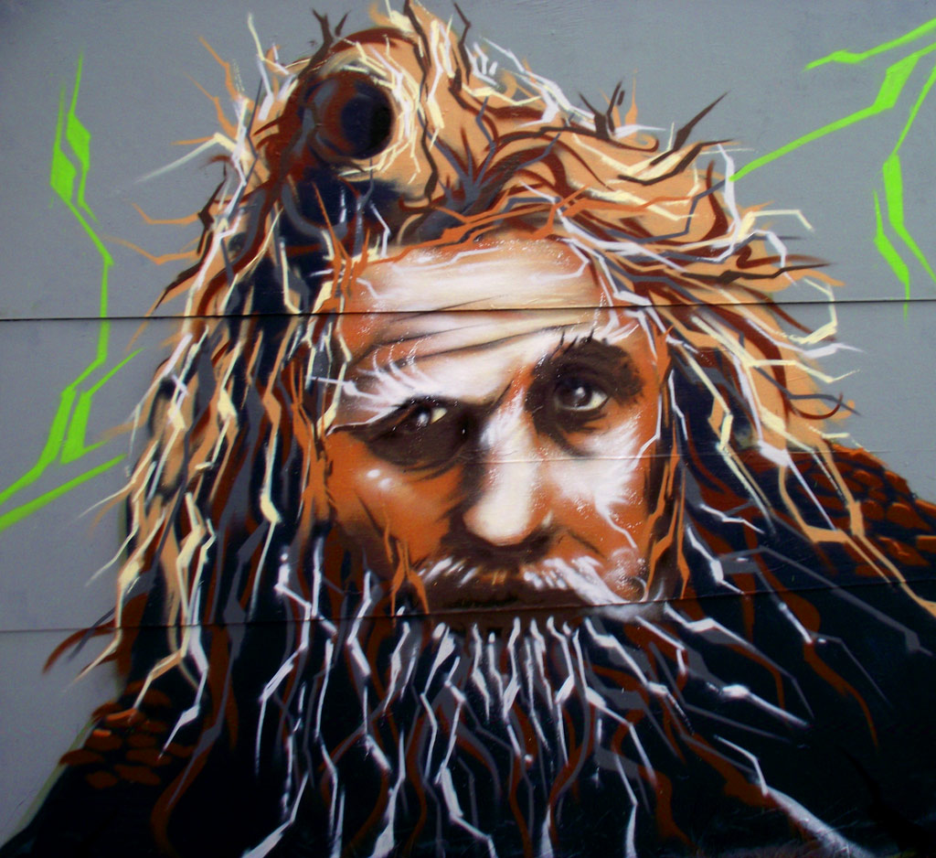 radagast_hobbit_graffiti