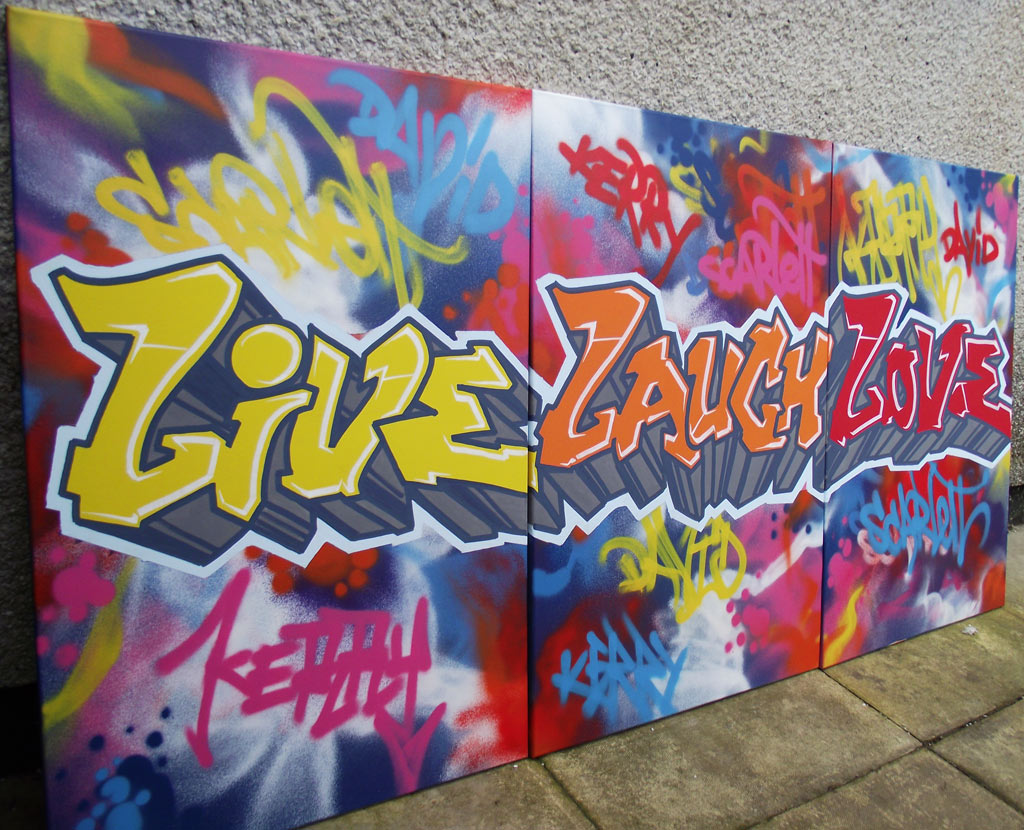 graffiti as an art How to become a graffiti artist while graffiti is associated with vandalizing other people's property, it has slowly evolved into an art form now, graffiti rendered.