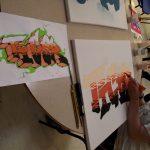 Painting Workshop, Craigmonie Centre