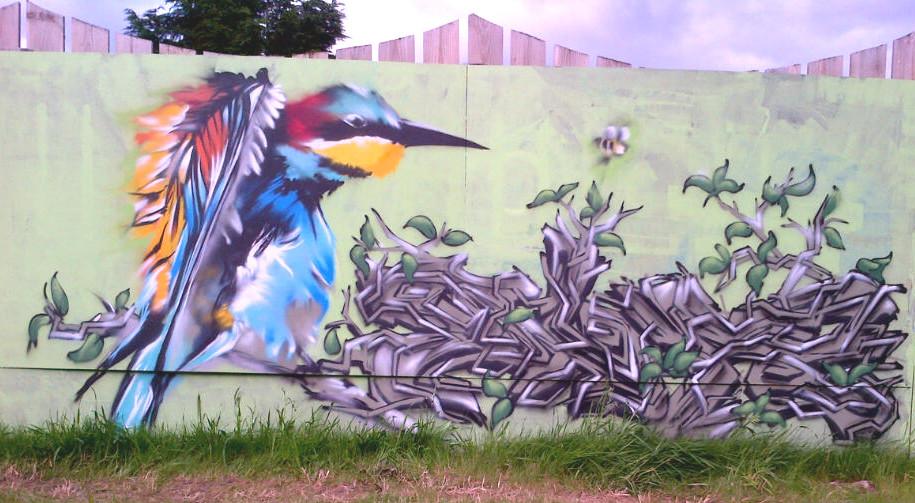wood-bird