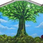 Knockbain farm, mural update
