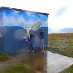 Aird Uig, Art festival & drop in workshop, Isle of Lewis